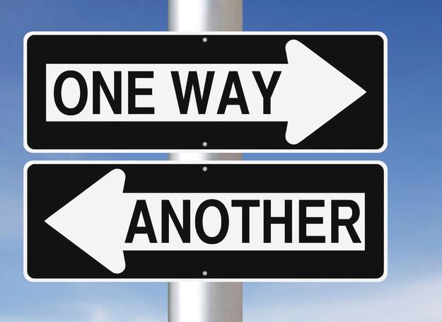 My Way?