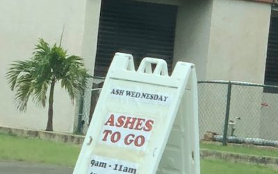 Ashes To Go!