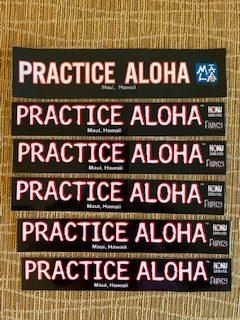 Practice Aloha